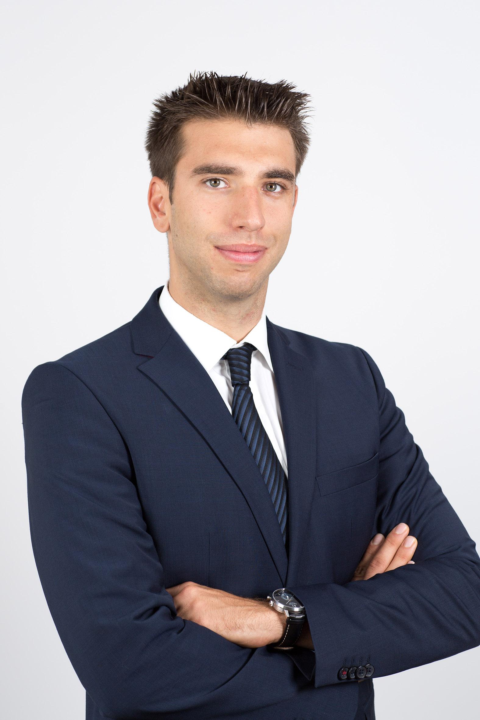 CORUM Head of Sales Österreich Christopher Kampner