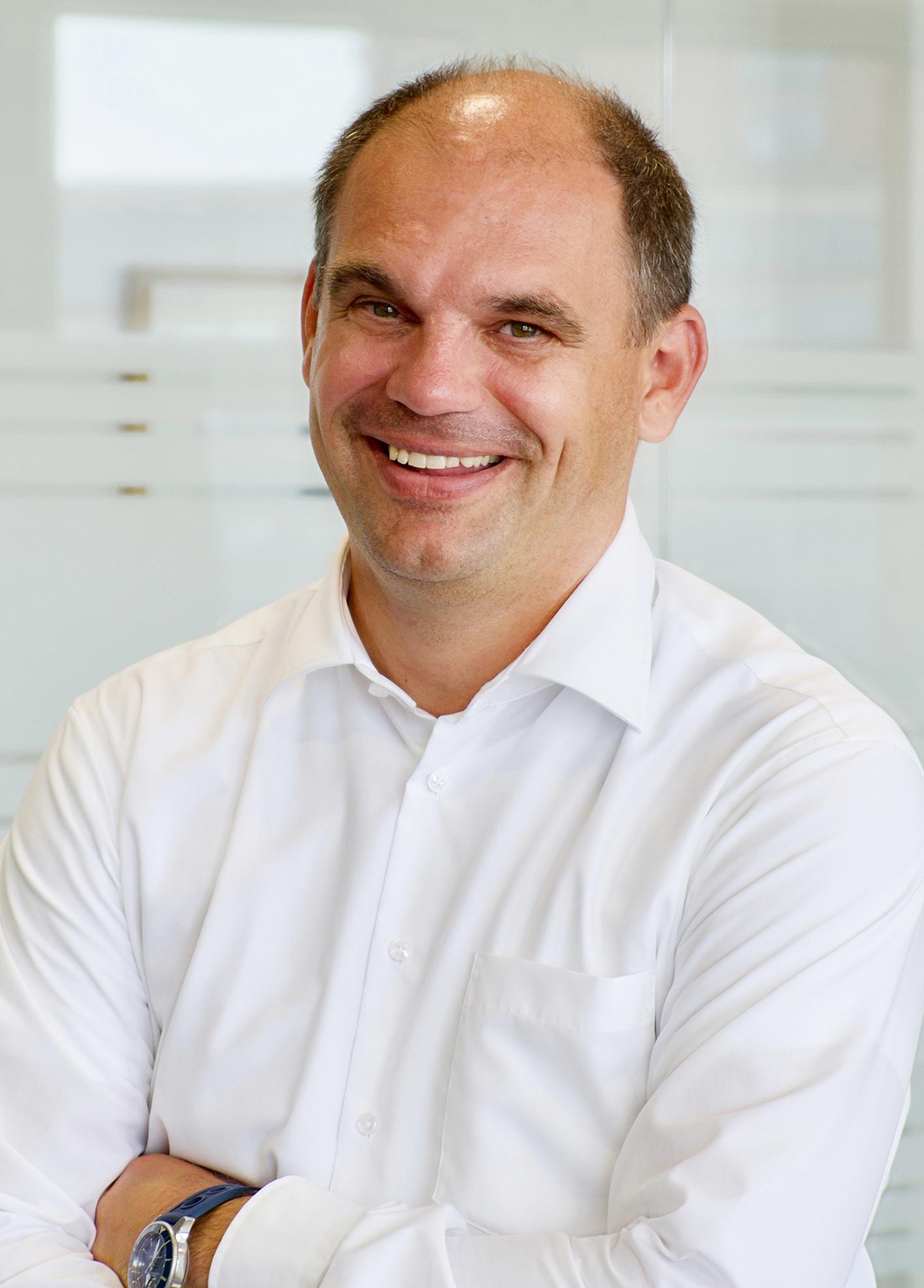 Christoph Schroetter GF W.Droege Assekuradeur GmbH