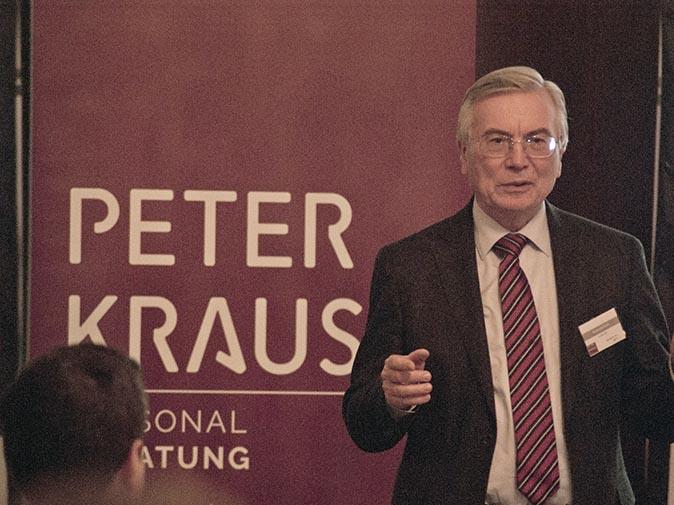 Peter Kraus und Austin/BFP luden zum Talk