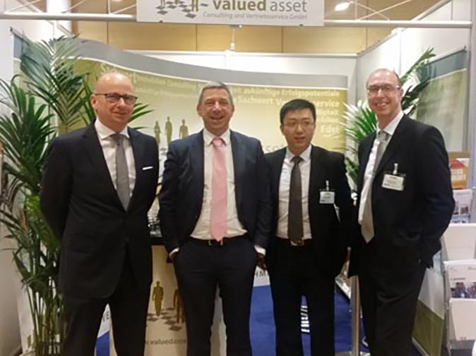 Mit Valued ASSET am FONDS professionell KONGRESS 2016