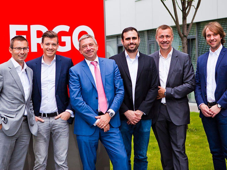 wefox Innovation-Lab: wefox und ERGO zusammen auf dem Digitalisierungsweg